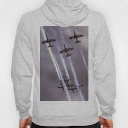 Flying formation Hoody