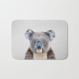Koala - Colorful Bath Mat