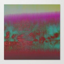 Spatial Factor 202 / Texture 30-10-16 Canvas Print