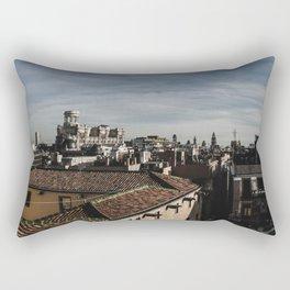 Cirrostratus Rectangular Pillow
