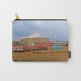 Route 66 Dreams Carry-All Pouch