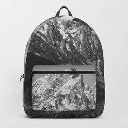 Ansel Adams - Grass Valley and Grand Tetons Backpack