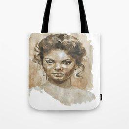 Jealous woman  Tote Bag