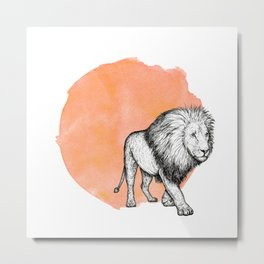 The Animal Kingdom Collection vol.4 Metal Print