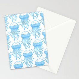 Dreaming of Jellyfish Stationery Cards