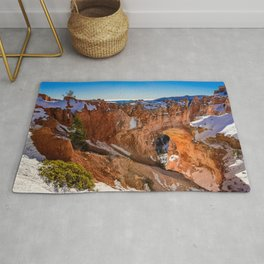 Natural_Bridge 8573 - Bryce_Canyon National_Park, Utah Rug