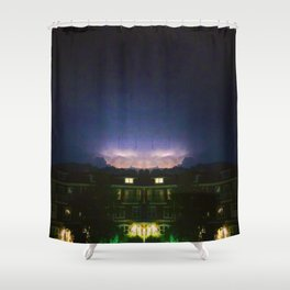 Are you the Gatekeeper Shower Curtain