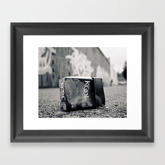 Urban Kool Framed Art Print