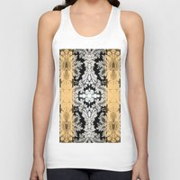 baroque Tank Tops featuring Baroque by Monike Meurer