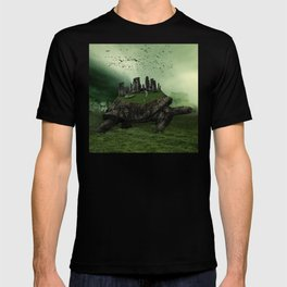 Druid Golf T-shirt