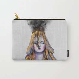 Volcano lady Carry-All Pouch