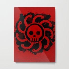 Kuja Pirates Metal Print