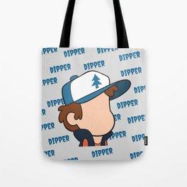 Dipper Pines Tote Bag