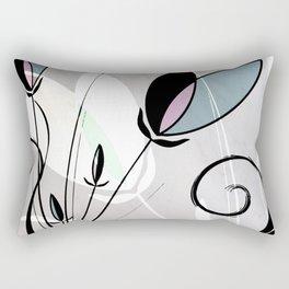 Flower arrangement II Rectangular Pillow