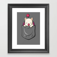 Kupocket Framed Art Print