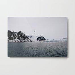 Svalbard 01 Metal Print