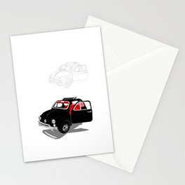 Italian Automotive's Style Stationery Cards