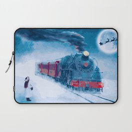 All Aboard! Christmas Express 2019 Laptop Sleeve