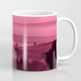My road, my way. Pink. Coffee Mug