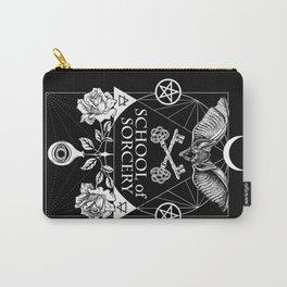 School of Sorcery Carry-All Pouch