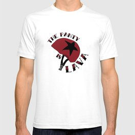 The Panty is Lava T-shirt