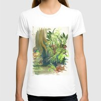 jungle T-shirts featuring Jungle by Meredith Nolan