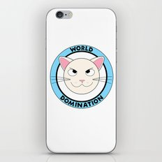 World Domination iPhone & iPod Skin