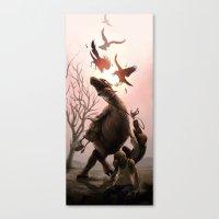 tool Canvas Prints featuring Multi-Tool by Josh Ruiz
