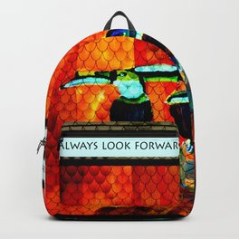 Birds of the happiness Backpack