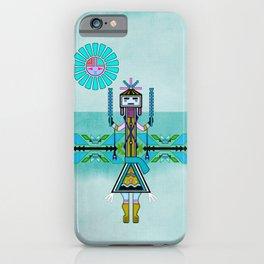 Ceremonial Native American iPhone Case