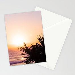 Hazy Summer Sunrise Stationery Cards