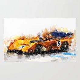 Denny Hulme, Can Am Rug