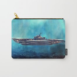 Pirate Submarine Carry-All Pouch