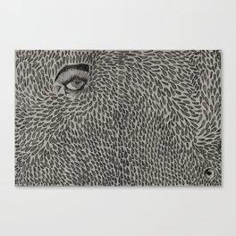 Eyedrops  Canvas Print