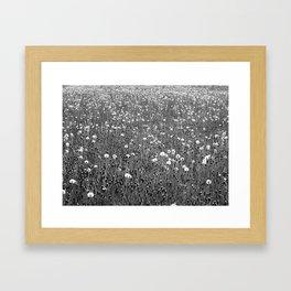 Never endless Framed Art Print
