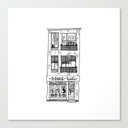 Apartment Canvas Print