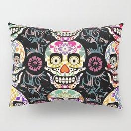 Happy calaveras Pillow Sham