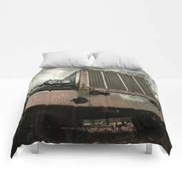Rusty Warrior Comforters