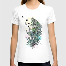Koru Feather T-shirt