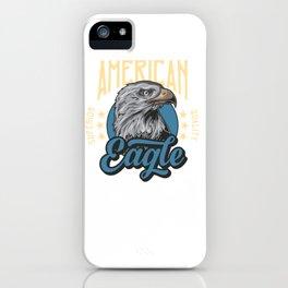 AMERICAN EAGLE Y iPhone Case