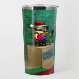 Minion love Travel Mug