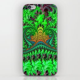 ABSTRACT.CHAMELEON iPhone Skin
