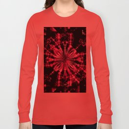 Fractal Imagination - Passion I Long Sleeve T-shirt
