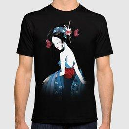 Geisha la blanche T-shirt