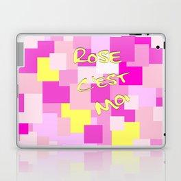 Pink is Me Laptop & iPad Skin