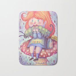 Oh, Alice Bath Mat