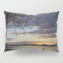Lake Quinault Sunset, Washington Pillow Sham