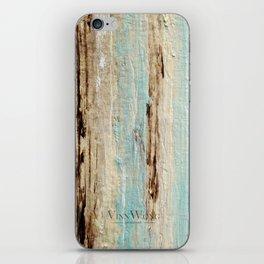 Healing Tides iPhone Skin