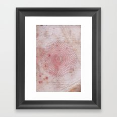 Geometrical 009 Framed Art Print