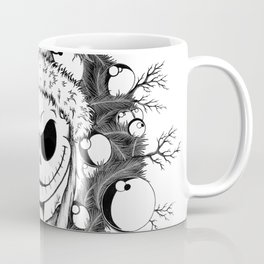 Sandy Claws Coffee Mug